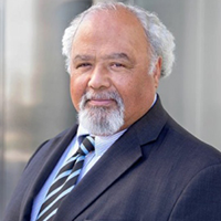 Headshot of Eric Paul Goosby, MD, a member of the Board of Directors with IAVI, the International AIDS Vaccine Initiative