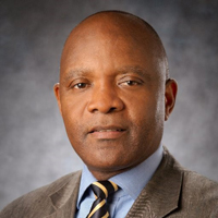 Headshot of John Nkengasong, a member of the Board of Directors with IAVI, the International AIDS Vaccine Initiative