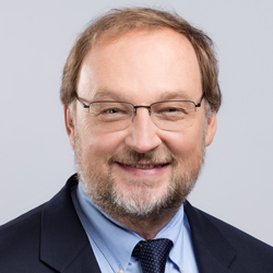Headshot of John Shiver, a member of the Board of Directors with IAVI, the International AIDS Vaccine Initiative
