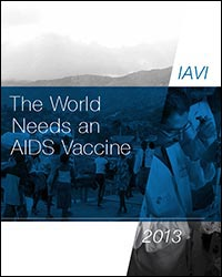 IAVI-2013-Annual-Report-Cover