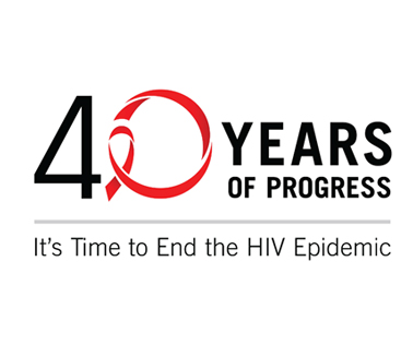 40 years of HIV/AIDS