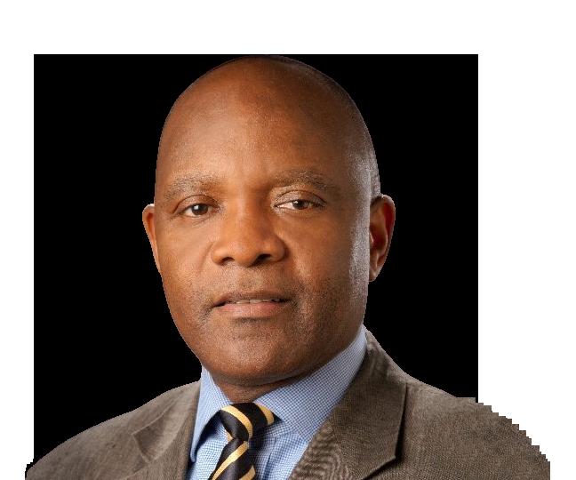 John Nkengasong head of PEPFAR